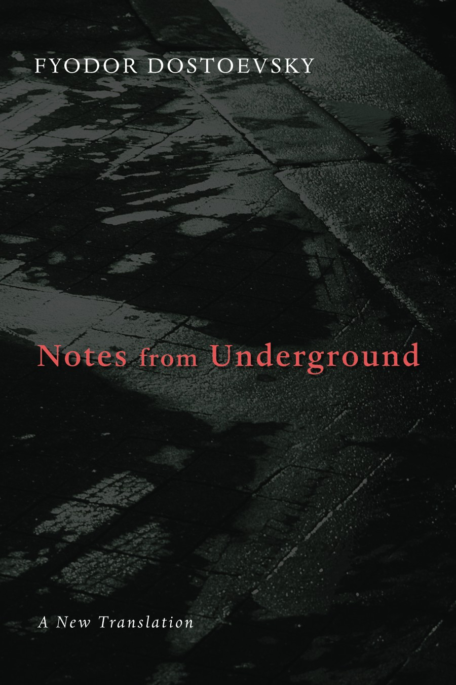 Notes from underground dostoevsky essay