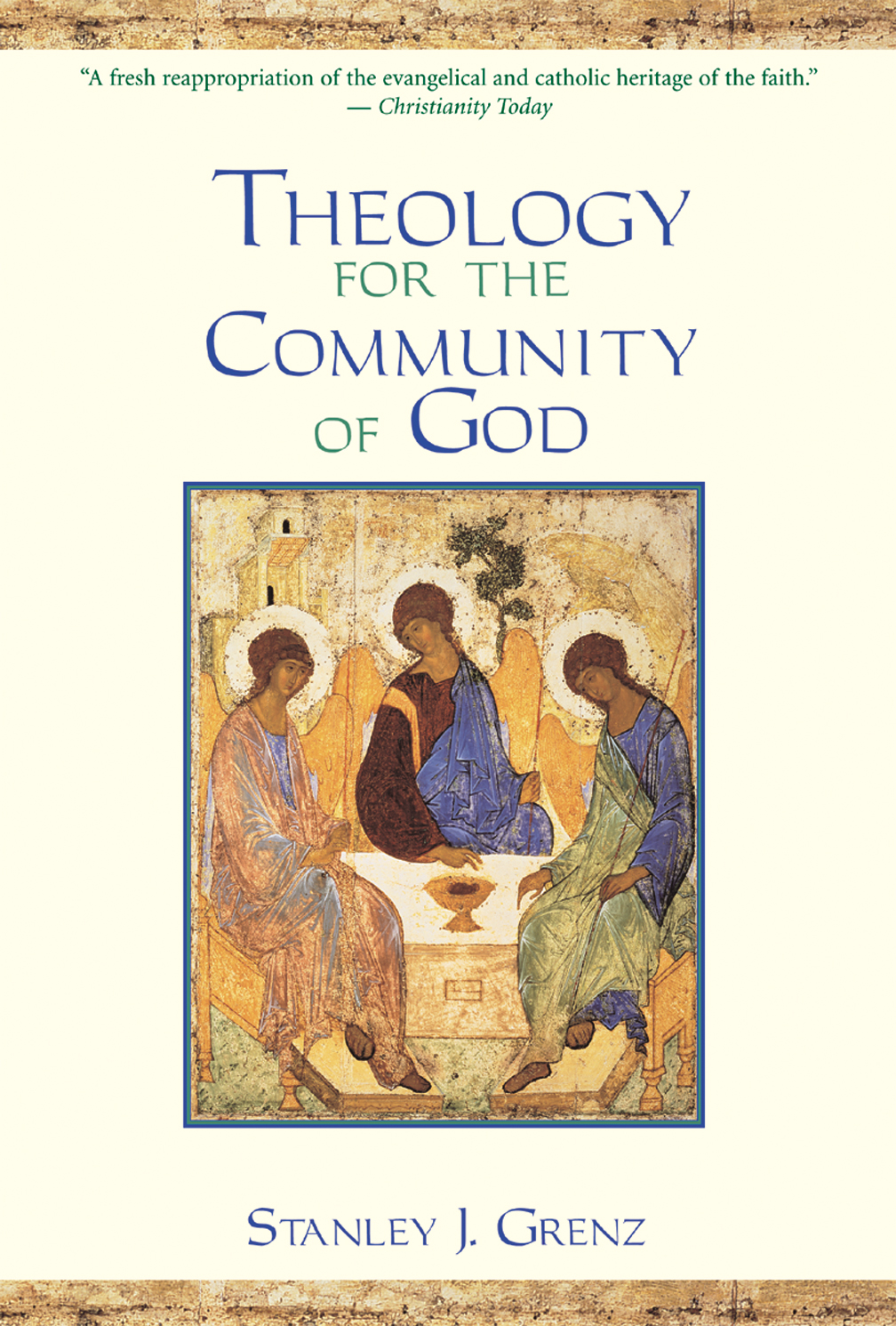 theology of community essay One of the greatest contributions that acts makes to a theology of work emerges from the apostles' response to the intra-community injustice of acts 6:1-7 the work of administering justice—in this case, by overseeing food distribution—is just as important as the work of preaching the word.