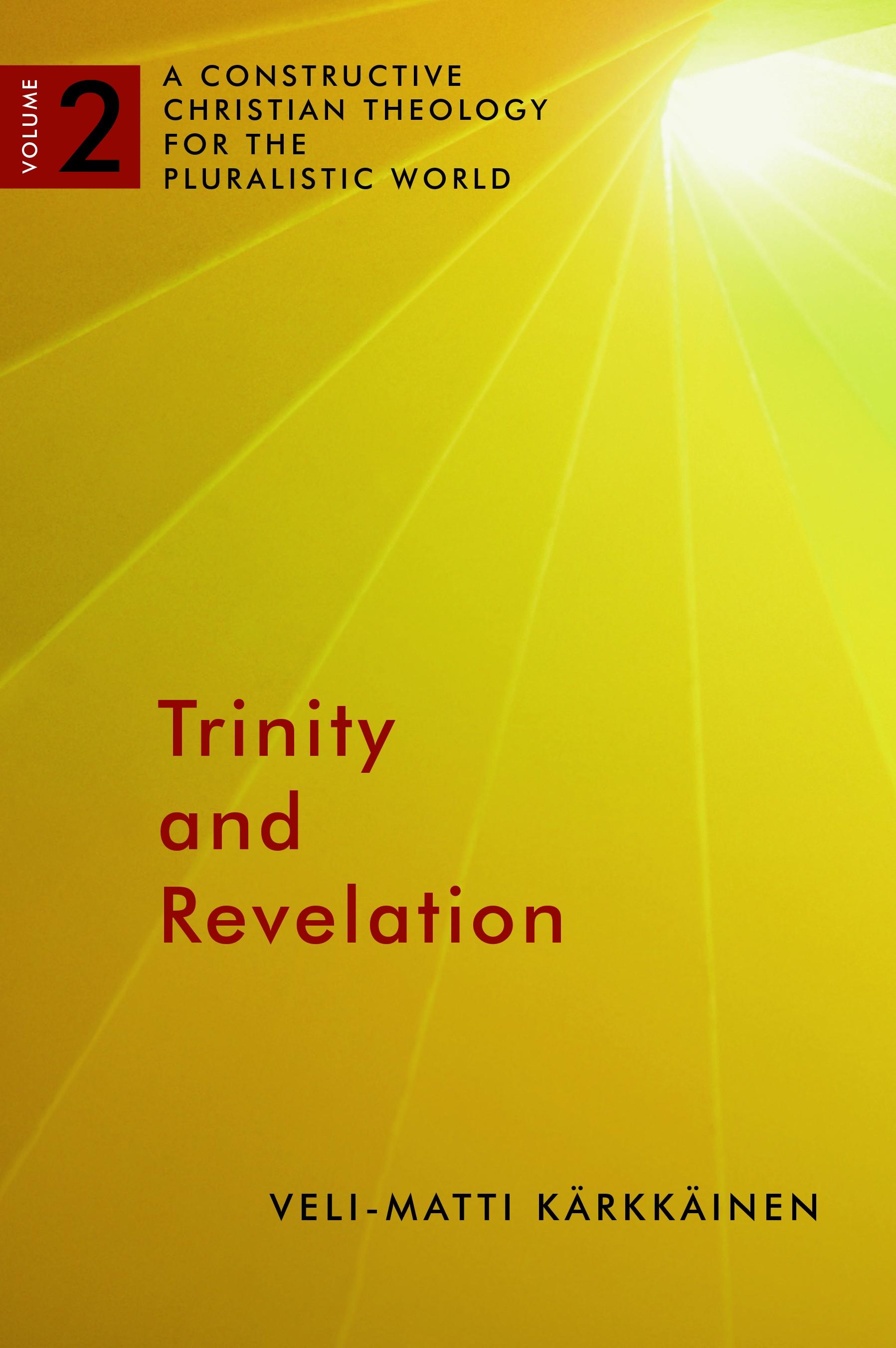 Trinity and revelation veli matti karkkainen eerdmans fandeluxe Images