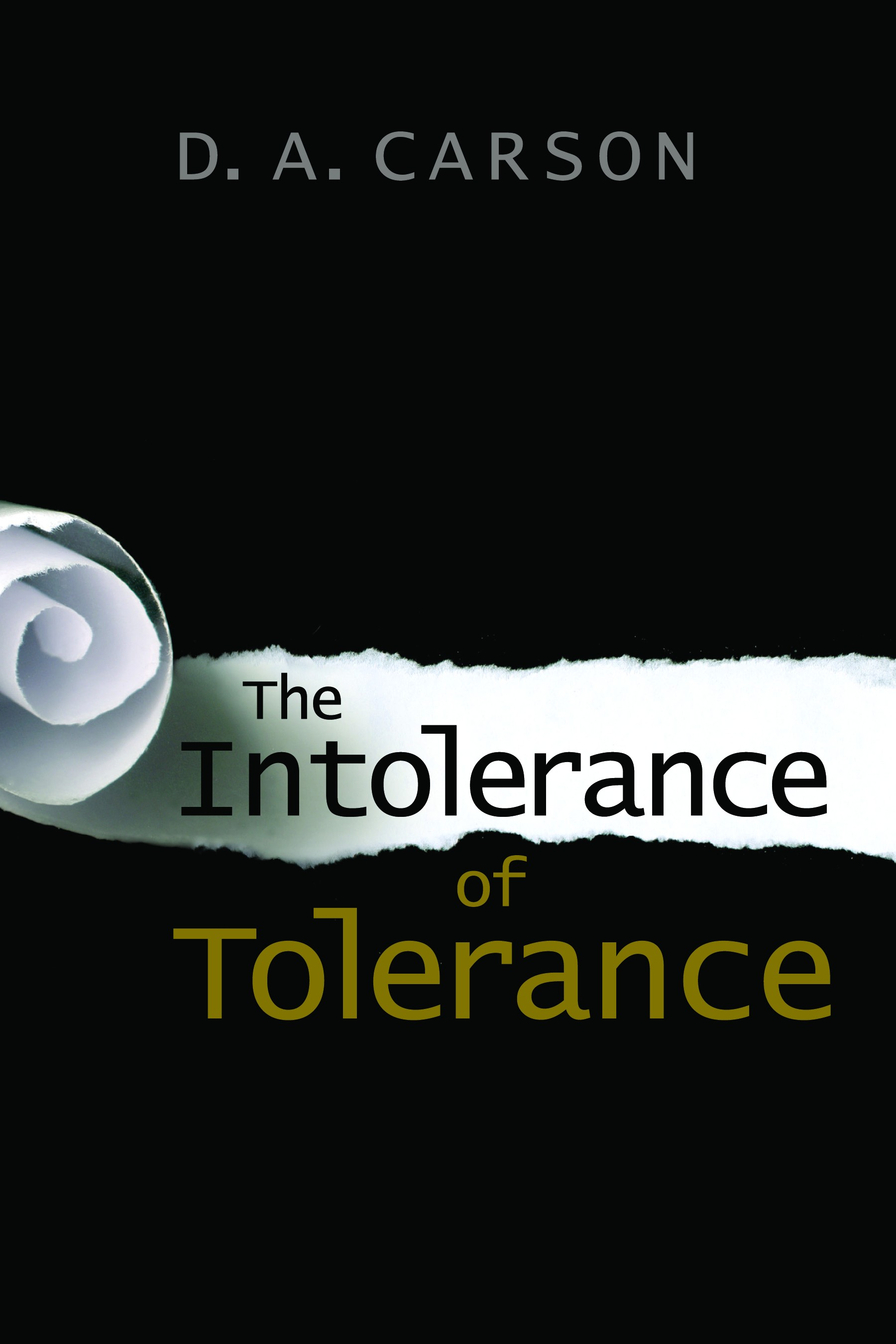 an analysis of the intolerance Although her road map is complex, it is presented in a coherent structure set out  in seven chapters: an analysis of the politics of fear that.