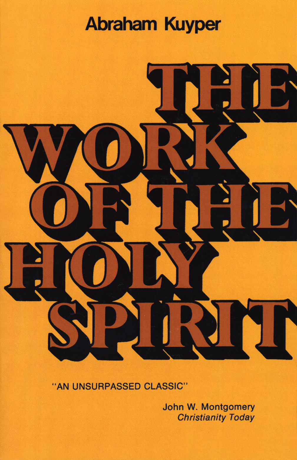 The work of the holy spirit abraham kuyper eerdmans thecheapjerseys Gallery