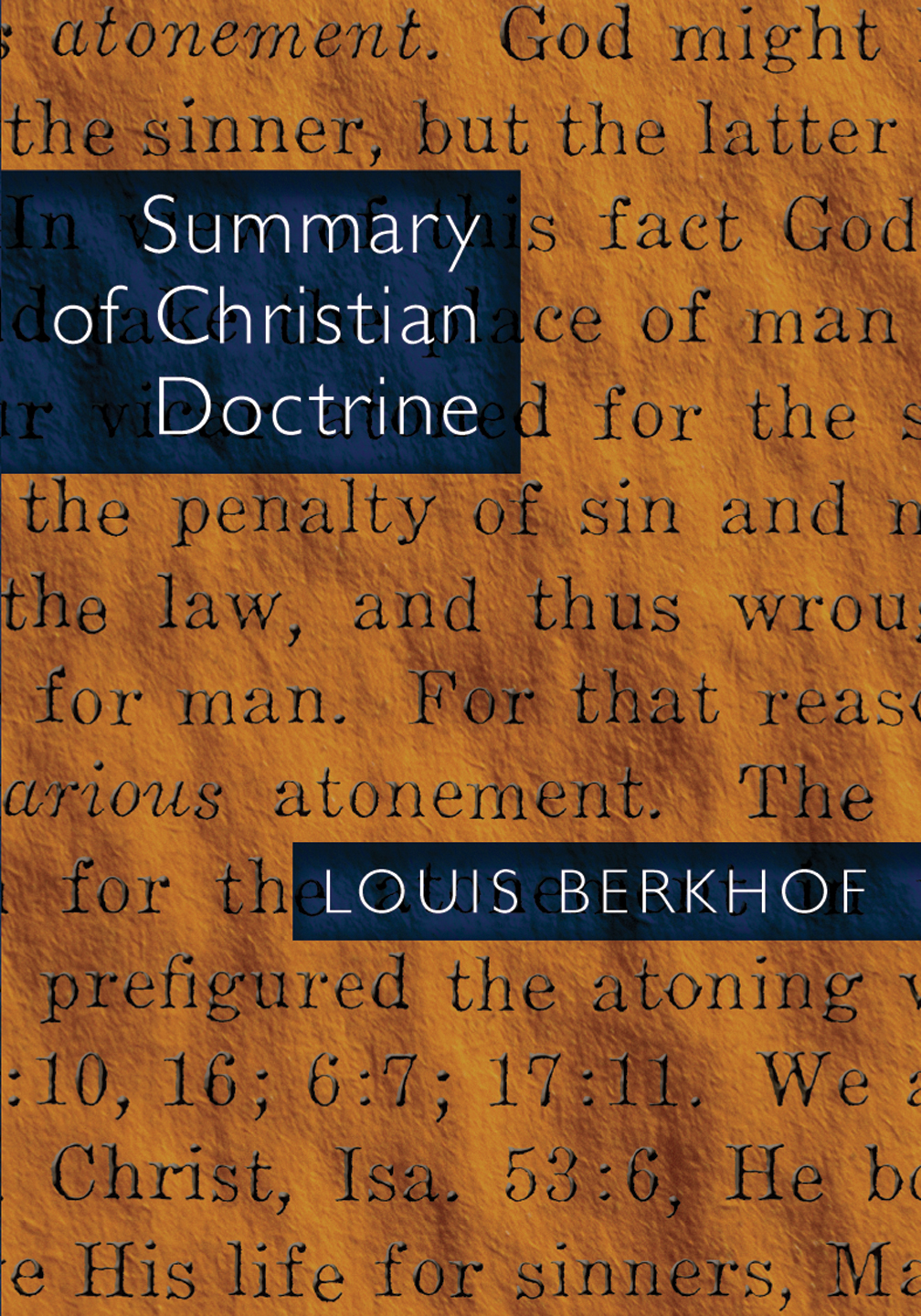 on christian doctrine Bible study lessons ecourse the online bible study course provides a series of lessons on biblical christian doctrine each point of faith is proven on the basis of.