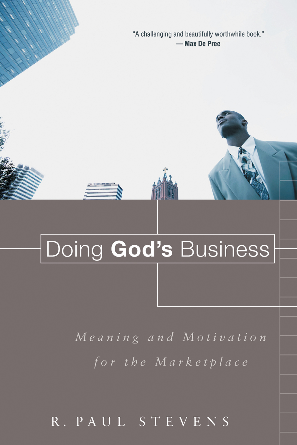 Doing God's Business