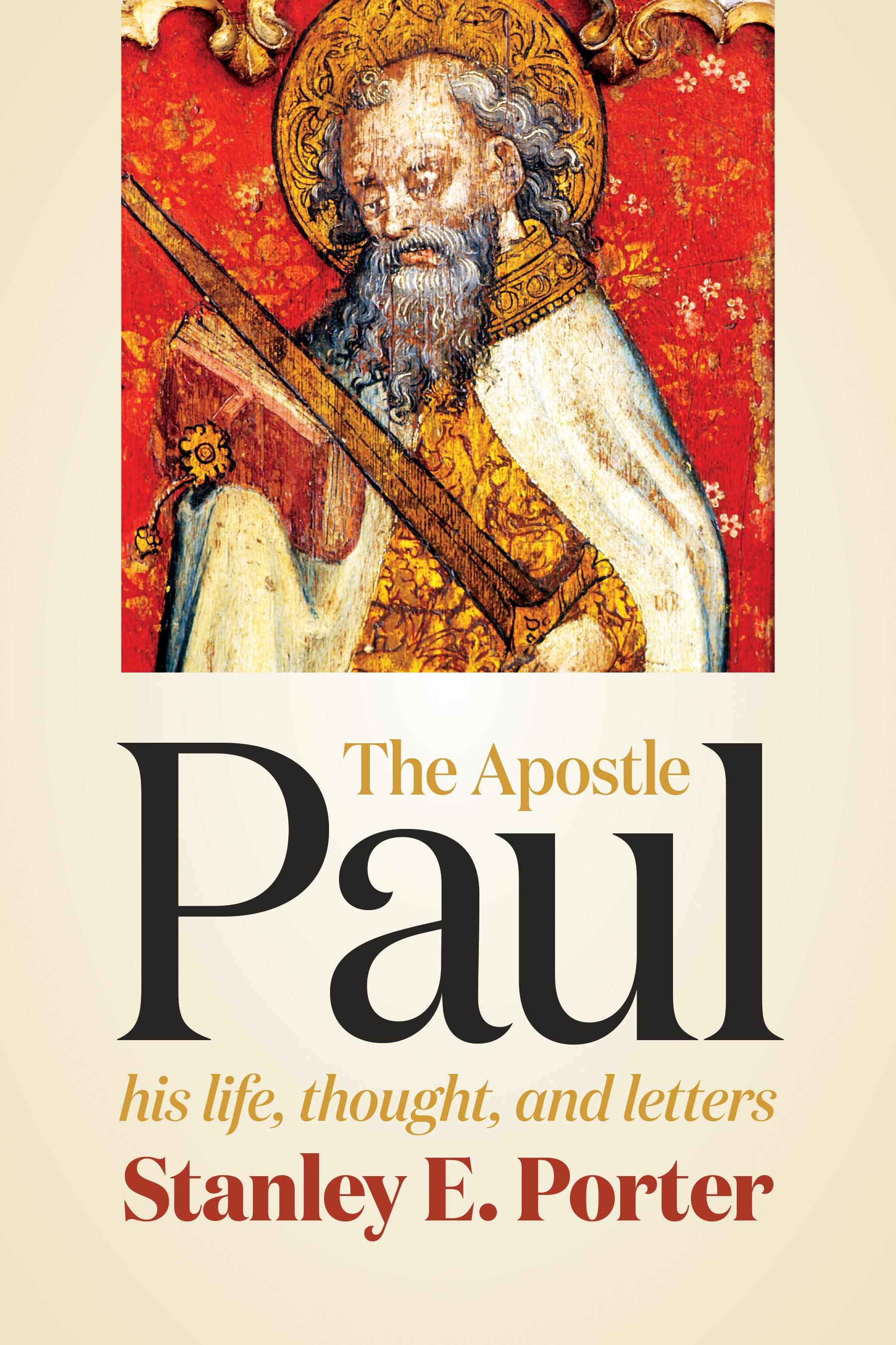 The Apostle Paul Stanley E Porter Eerdmans border=