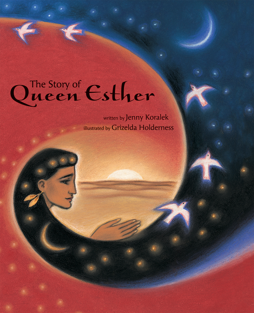 The Story of Queen Esther cover
