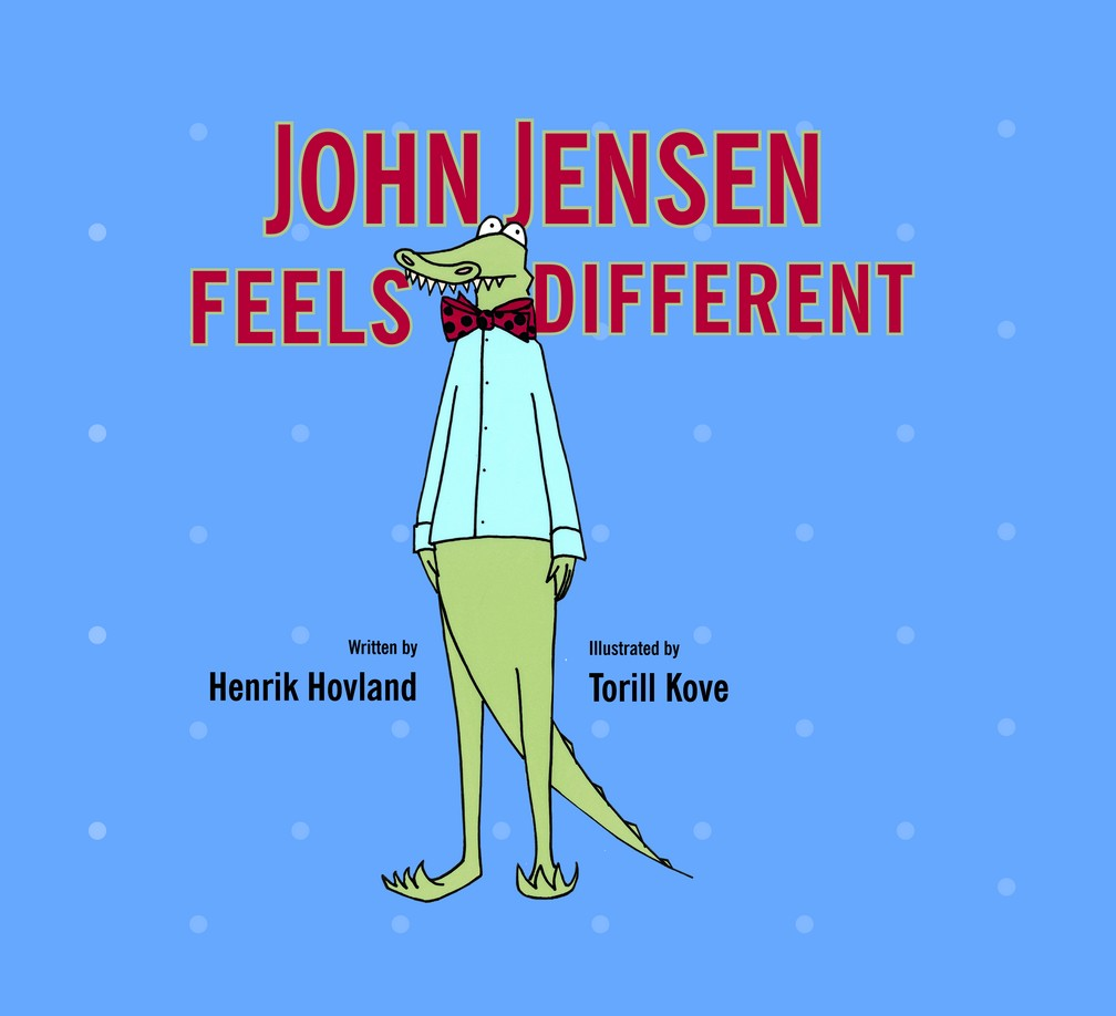 John Jensen Feels Different