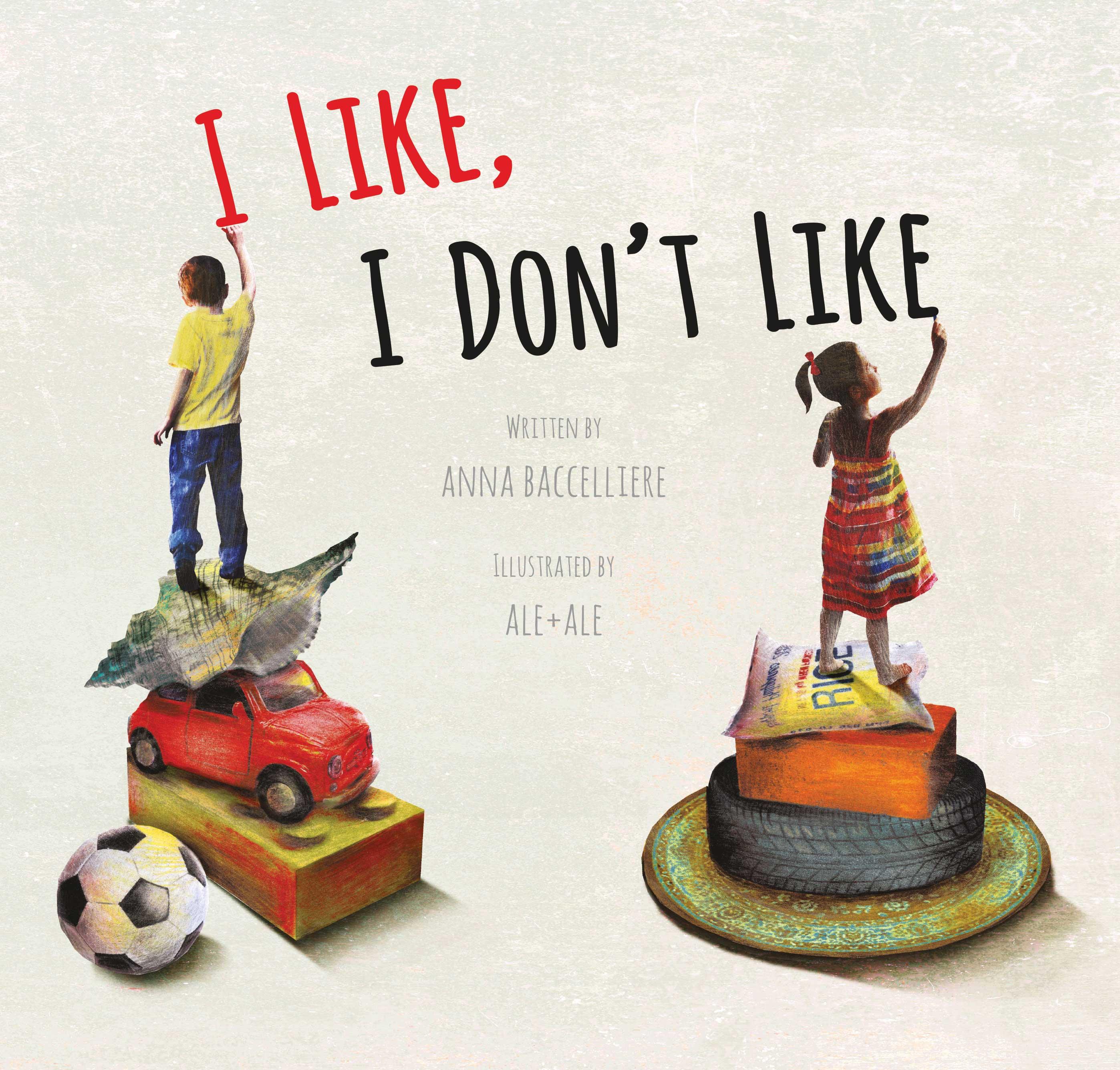 I Like I Don't Like