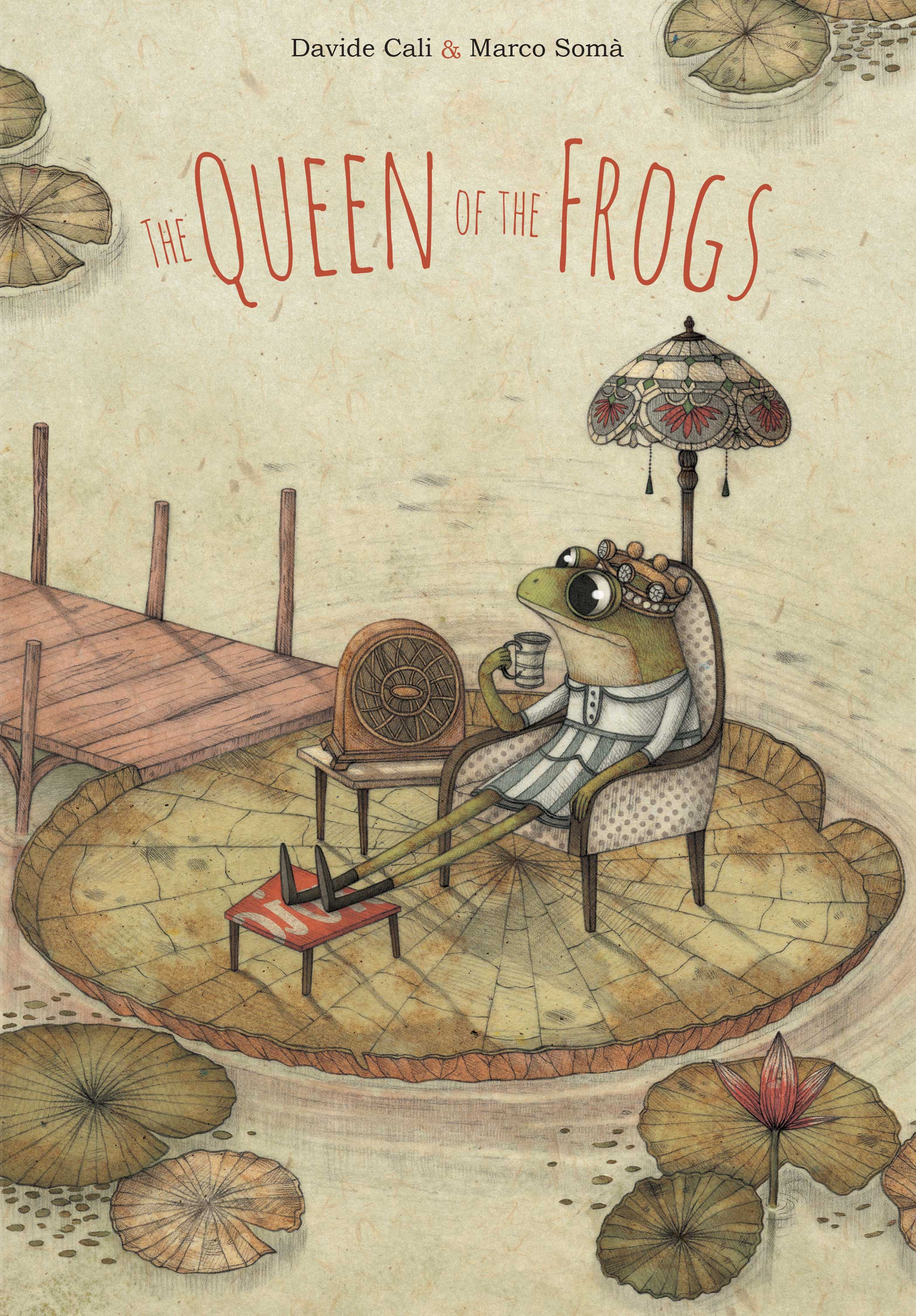 The Queen of the Frogs