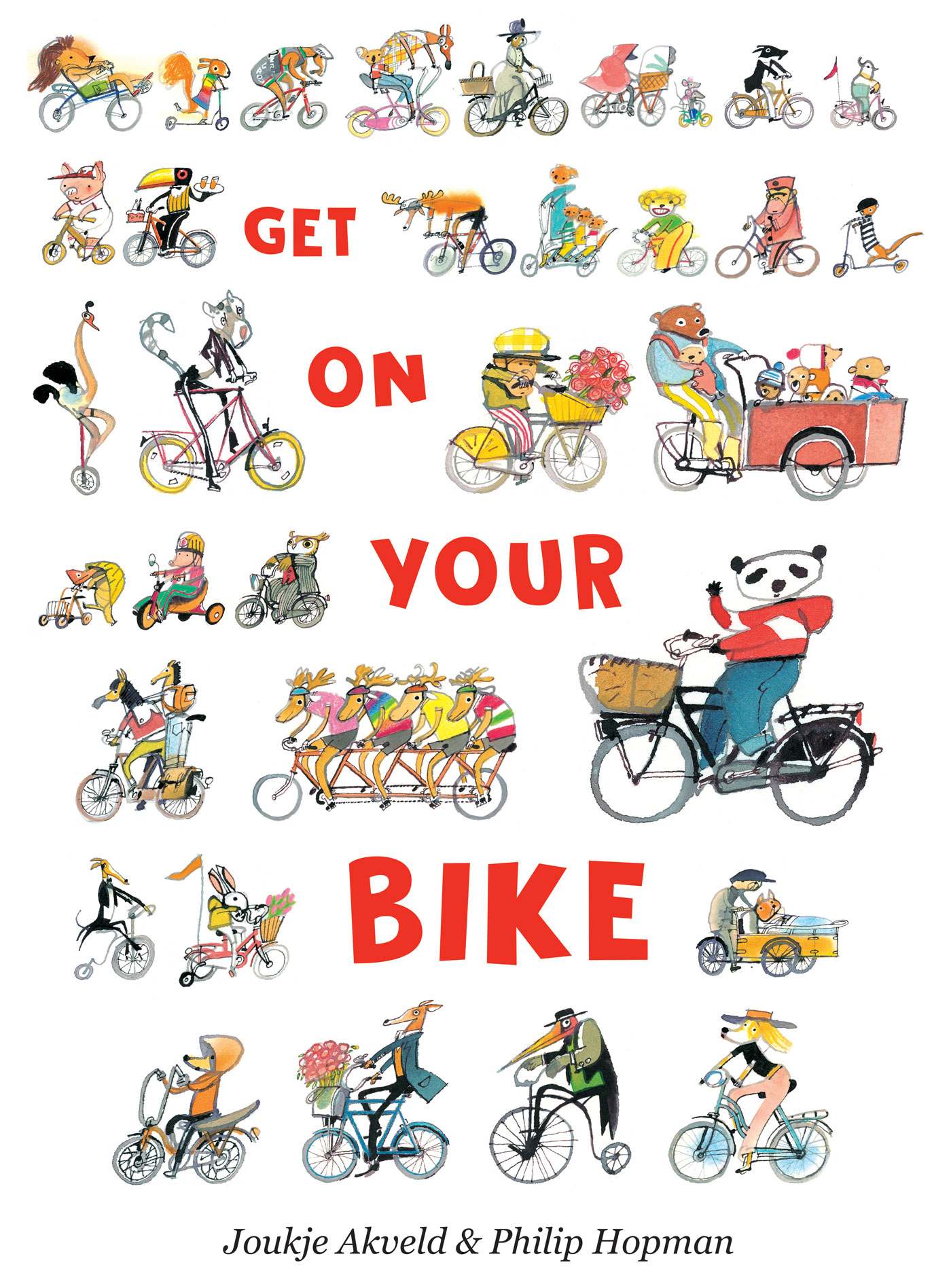 The Get on Your Bike