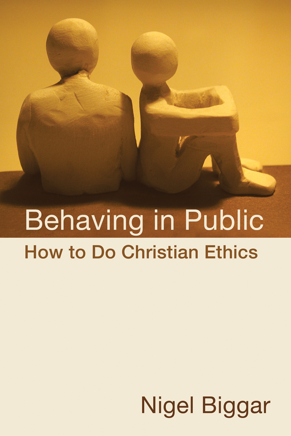 How to behave as a christian
