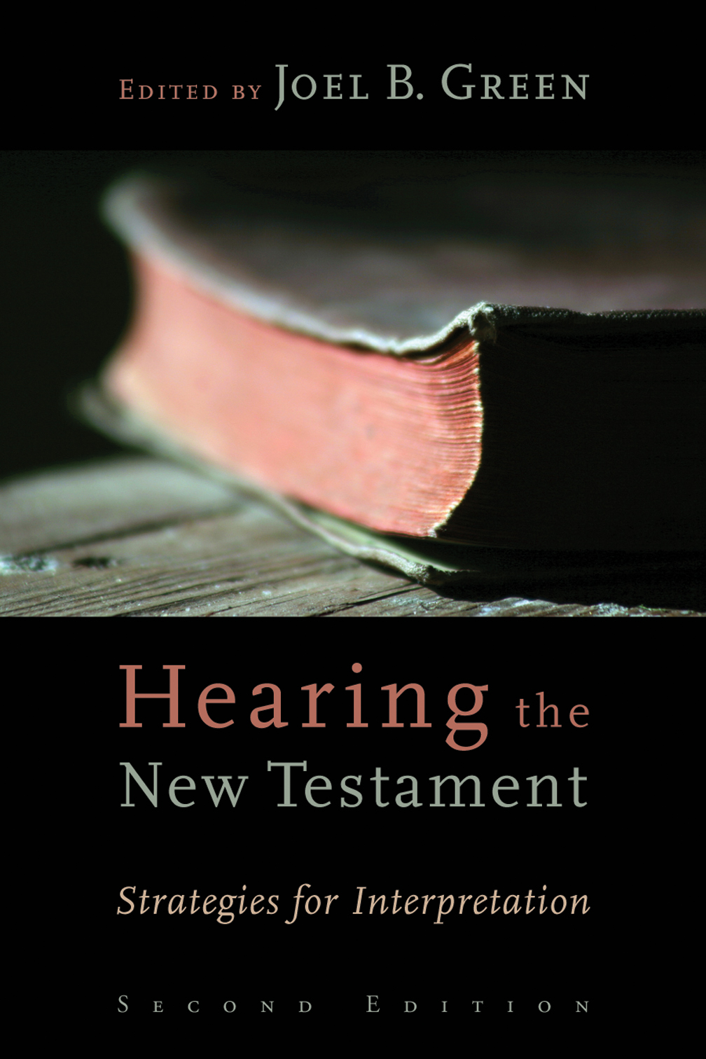 an analysis of the new testament world Reference manual for interpreting the new testament / 9 to locate the circumstances of a given epistle they are trying to discover information about author and audience, which will help complete the understanding of the particular act of.