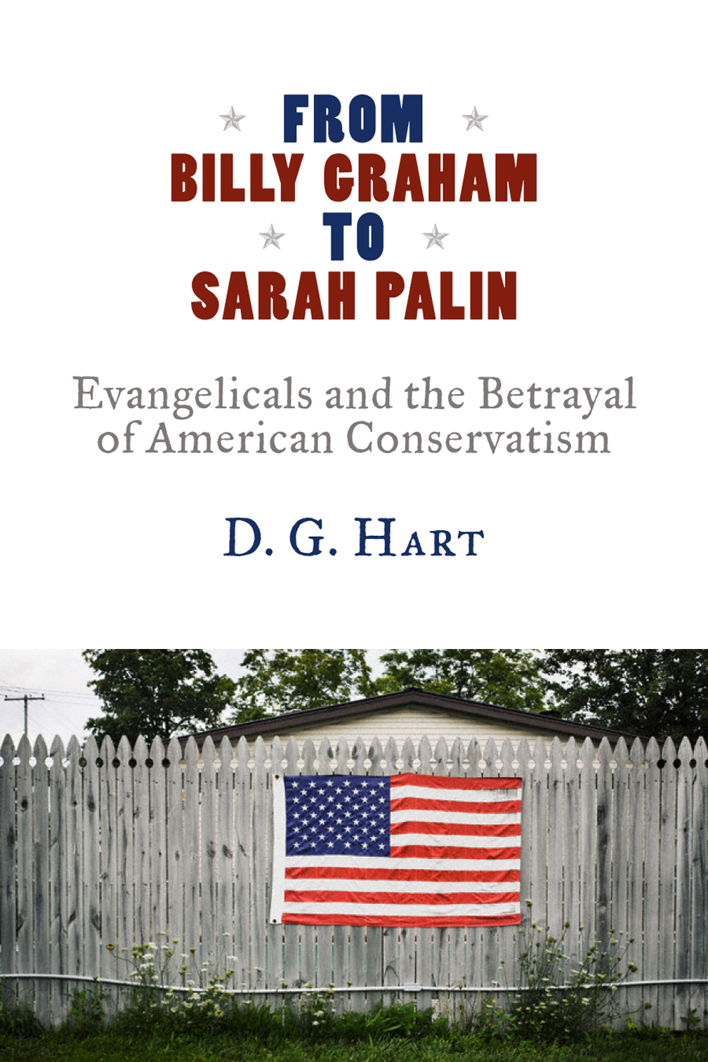 From Billy Graham to Sarah Palin