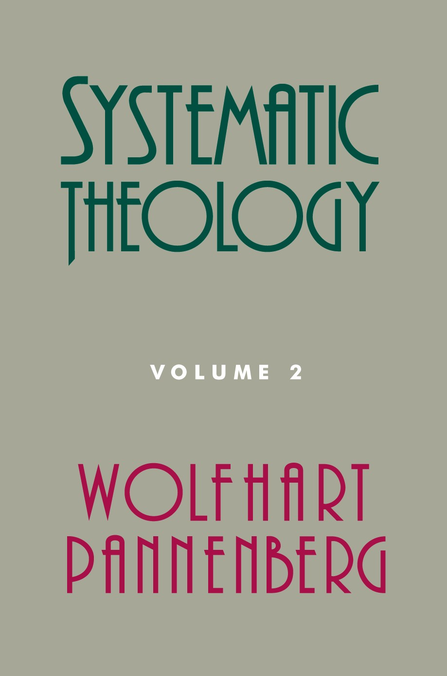 essay on systematic theology The title of his essay, systematic theology as analytic theology, gives a clear indication that he wants to go further than crisp and rauser and look to the methods of analytical philosophy to come to the rescue of the mishmash that is contemporary systematic theology.