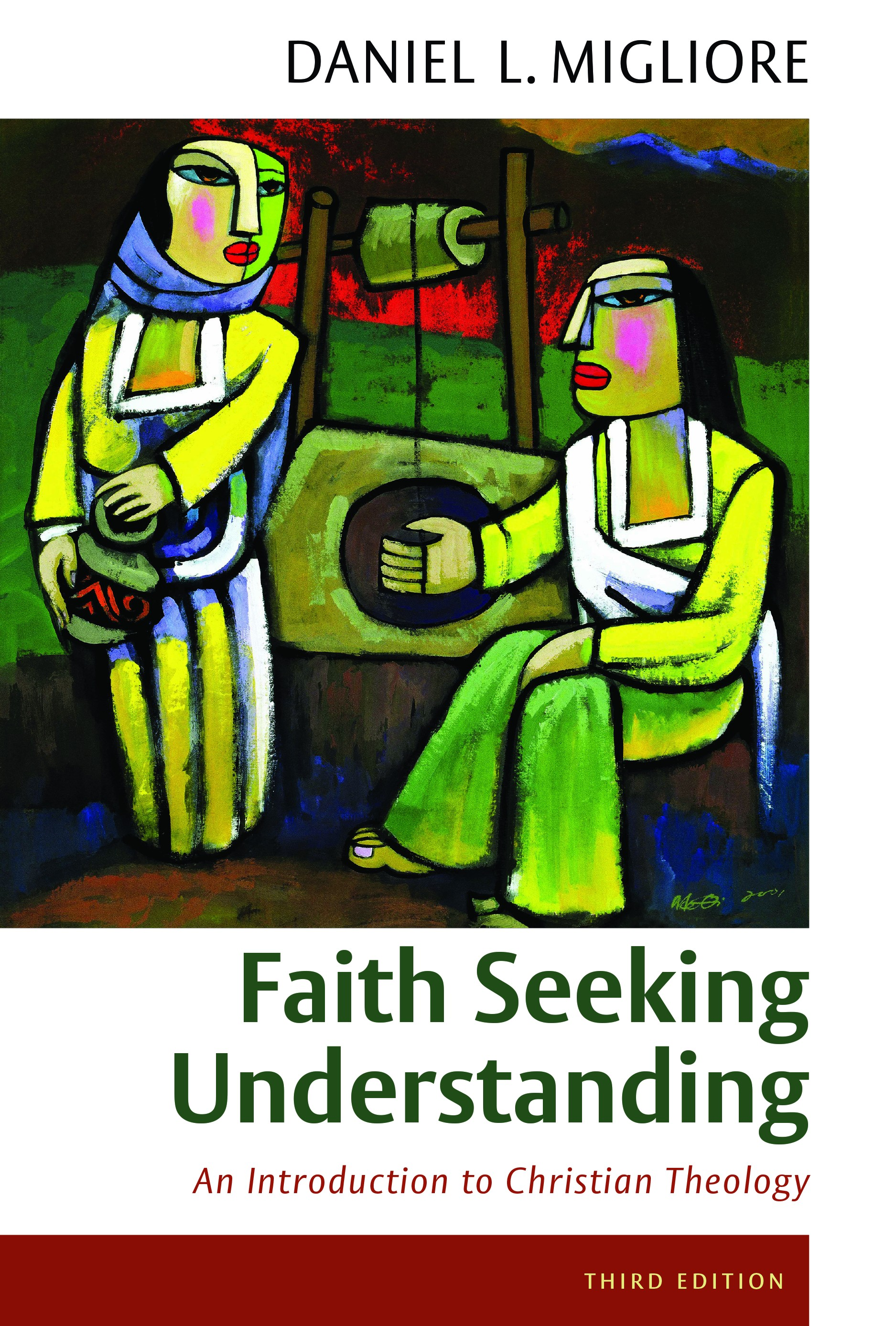 study on faith seeking understanding theology Theology is the critical study of the nature of the divine it is taught as an  academic discipline,  the study of theology may help a theologian more deeply  understand their own religious tradition,  at such universities, theological study  was initially closely tied to the life of faith and of the church: it fed, and was fed by, .
