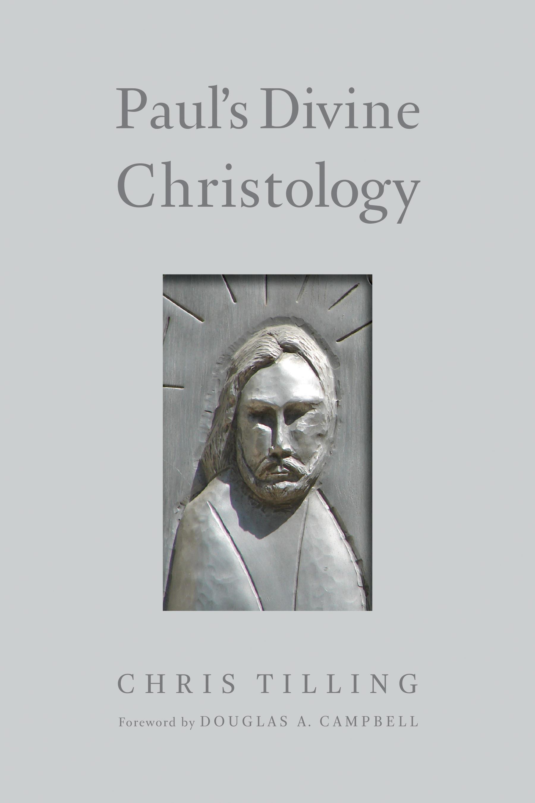 Paul's Divine Christology