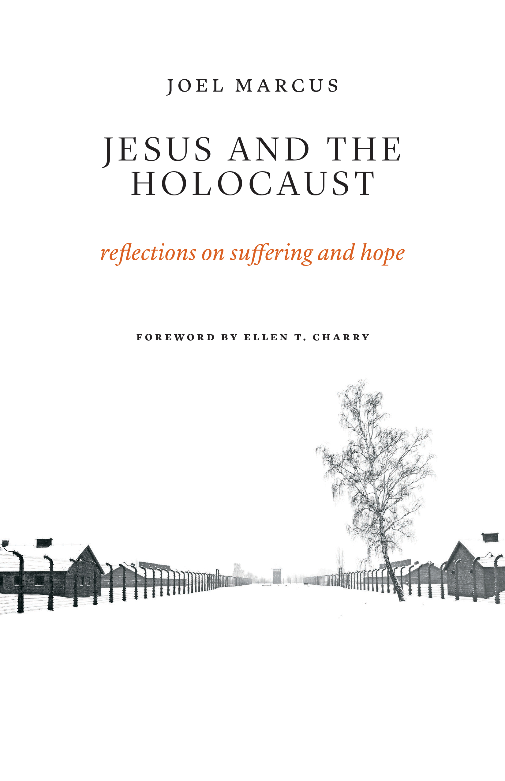 jesus and the holocaust joel marcus eerdmans