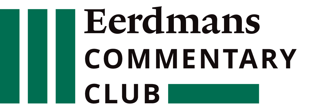 Explore the Eerdmans Commentary Club